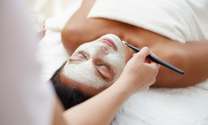 Dawndi Craig: Peel Facials with Options for Collagen-Mask Infusions or Red-Light Therapy from Dawndi Craig (Up to 79% Off)