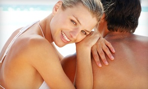 SunWerks: Three Spray Tans, Three UV Tans, or One Month of Unlimited UV Tanning at SunWerks (Up to 59% Off)