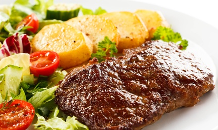 Up to 60% Off Grass Fed Steak Bundles at Holy Cow