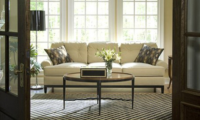 Plymouth Furniture - Upper Cape: American-Made Tables, Sofas, and Bedroom Sets at Plymouth Furniture (Up to 54% Off). Two Options Available.