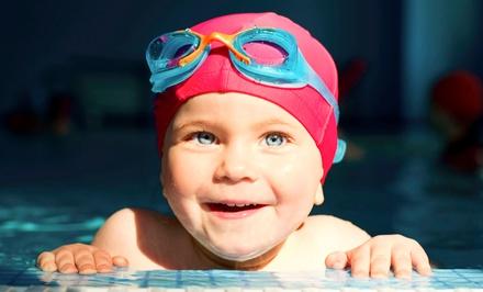 $54 for Four Kids' Swim Lessons at Aqua-Tots Swim Schools ($109 Value)