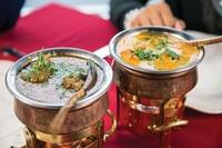 Heerlijk Indisch vegetarisch 3-gangen keuze menu in hartje Gent vanaf 39,99€ bij Royal India.