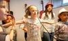 Muzikaal kinderfeest: CD opnemen