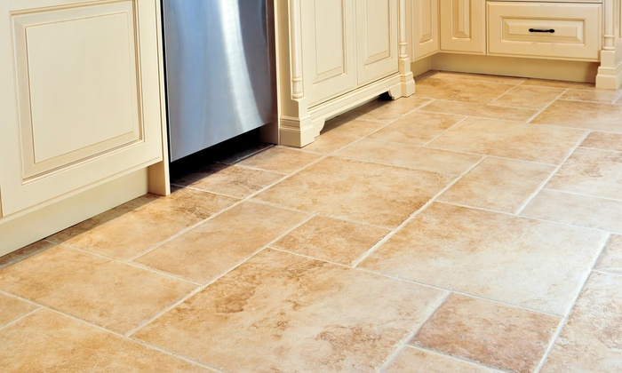 ATR Inc. Hard Surface Restoration - Sacramento: Tile and Grout Cleaning with Optional Sealing from ATR Inc. Hard Surface Restoration (Up to 57% Off)
