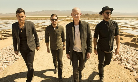 The Fray at FirstMerit Bank Pavilion at Northerly Island on June 26 (Up to 47% Off)