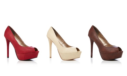 Gomax Eyecatcher Pumps | Brought to You by ideel