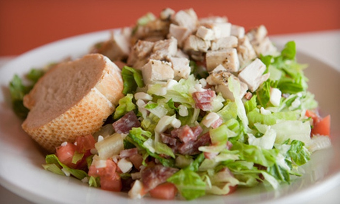 Molly's Salads - Georgetown,Van Asselt: $10 Worth of Fresh Salads and Sandwiches