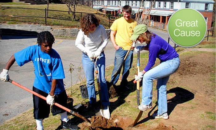 Asheville GreenWorks - Asheville: If 30 People Donate $10, Then Asheville GreenWorks Can Purchase and Plant Six Fruit Trees in Underserved Neighborhoods