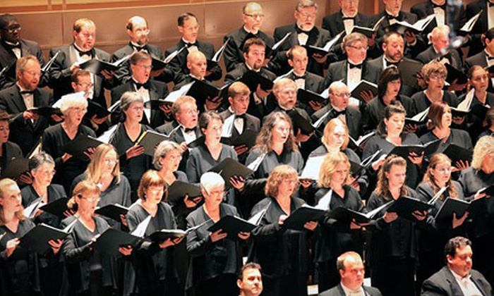 """Brahms' Requiem"" presented by Portland Symphonic Choir - Arlene Schnitzer Concert Hall: Portland Symphonic Choir's ""Brahms' Requiem"" at Arlene Schnitzer Hall on Saturday, September 29, at 7:30 p.m. (Half Off)"