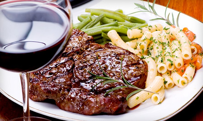 Upscale American Cuisine - The Citizen