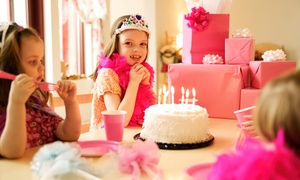 Sweet and Sassy: It's My Birthday Kids' Spa Package or Ultimate Spooky Makeover at Sweet and Sassy (Up to 50% Off)