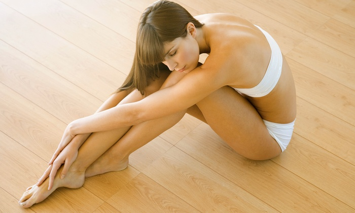 Qi Spa - Georgetown: Eyebrow-Shaping, Underarm, or Brazilian Wax at Qi Spa (Up to 52% Off)