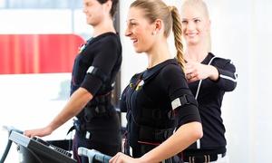 Gesundheitsstudio Moves: 2x oder 4x EMS oder eBoxing für Frauen im Gesundheitsstudio Moves ab16,90 € (bis zu 82% sparen*)