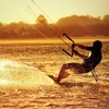 Up to 60% Off a Kiteboarding Lesson