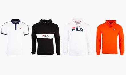 Felpe, t-shirt e polo Fila
