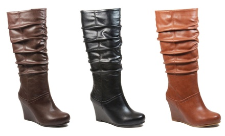 Bamboo Vanna-03 Boots | Brought to You by ideel