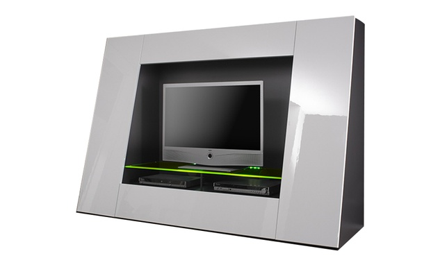 Parete porta TV di design | Groupon Goods