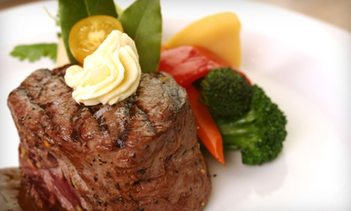 Ormond Steakhouse - Ormond Beach: Steak-House Dinner Cuisine for Two or Four at Ormond Steakhouse (Up to 58% Off)