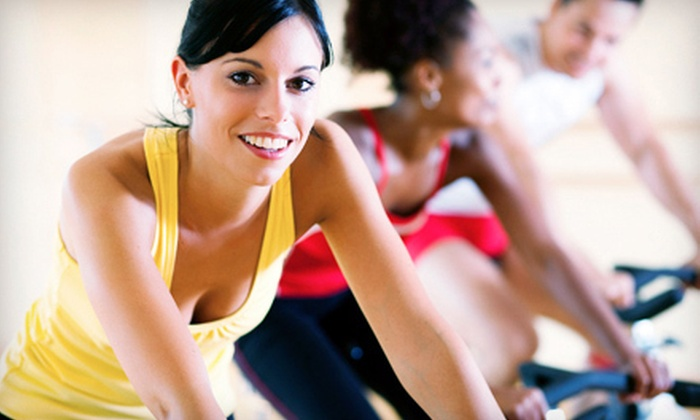 iSweat Studios - Farmington: 10 Fitness Classes or One Month of Unlimited iCycle or iTrain Classes at iSweat Studios in Farmington Hills (Up to 83% Off)