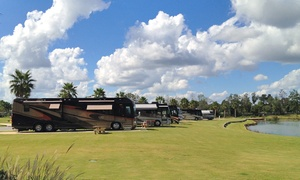 Two- Or Four-night Stay In A Luxury Rv Resort At Lake Osprey Rv Resort (up To 56% Off)