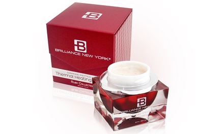 Brilliance New York Diamond and Ruby Thermal Heating Mask