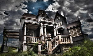 Two, Four, Or Six Front-of-line Passes To Haunted House And Field Of Fright At Sleepy Hollow (up To 55% Off)