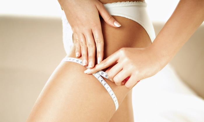 The Body Sculpt Xpress - Multiple Locations: One or Two Non-invasive Fat Removal SlimSonix Ultra Sessions from The Body Sculpt Xpress (Up to 78% Off)