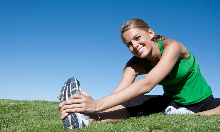 NuBody Fitness - Sun Meadow: Five or Ten Boot Camp Classes at NuBody Fitness (Up to 78%)