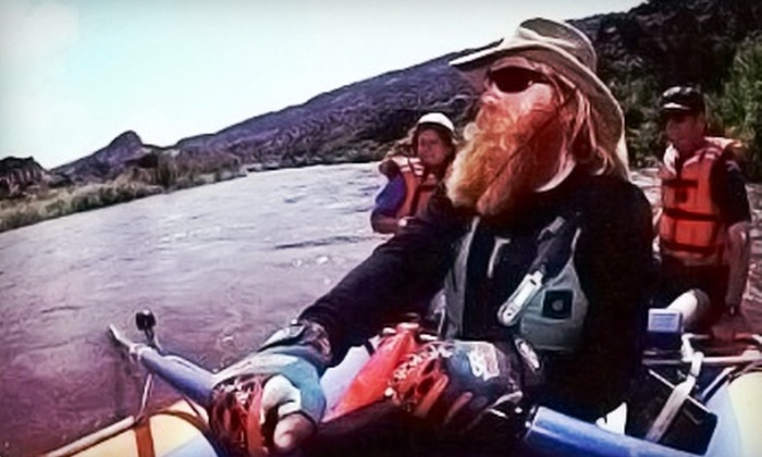 Big River Raft Trips - Tres Piedras: Half-Day Rio Grande del Norte National Monument Rafting Trip for Two or Four from Big River Raft Trips (Up to 51% Off)