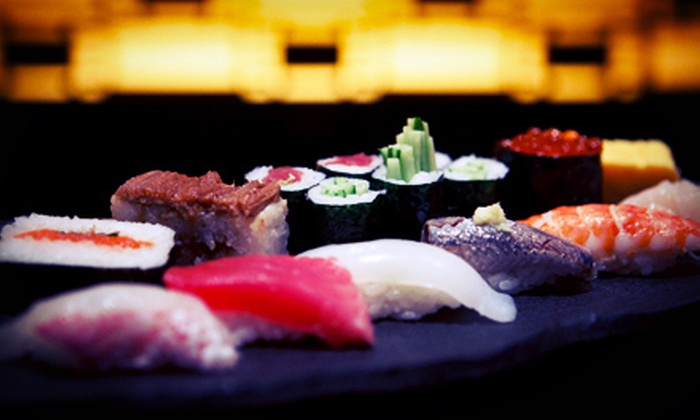 Saga Hibachi Steakhouse & Sushi Bar - Saga Hibachi Steakhouse & Sushi Bar : $12 for $25 Worth of Japanese Steak-House Cuisine at Saga Hibachi Steakhouse & Sushi Bar