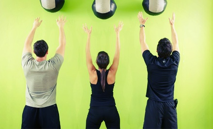 Two Weeks or One Month of Unlimited Fitness Classes at The Fixx Workout Studio (80% Off)