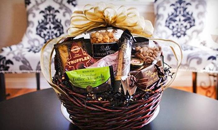 Gi Gi's Gift Creations - Victoria: $35 for $81 Toward Custom Gift Baskets from Gi Gi's Gift Creations