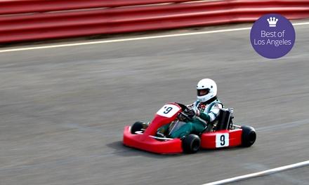 Go Karts Colorado Springs >> Adult Go-Kart Race - MB2 Raceway   Groupon