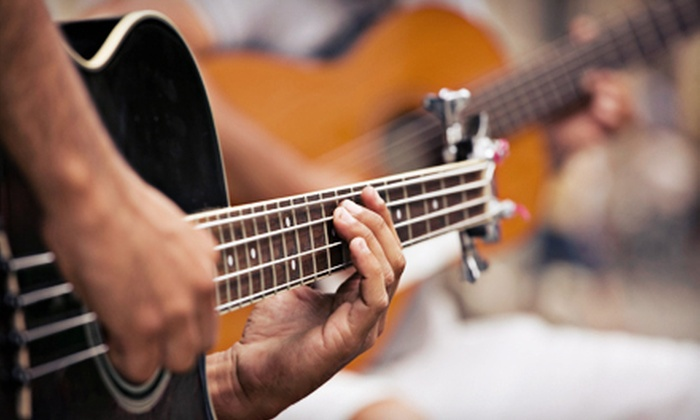 Niagara Guitar Lessons - Niagara Falls: Three or Five 30-Minute Private or Group Introductory Guitar Lessons at Niagara Guitar Lessons (Up to 68% Off)