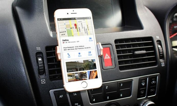 Car Vent Smartphone Holder: One ($9) or Two ($12)