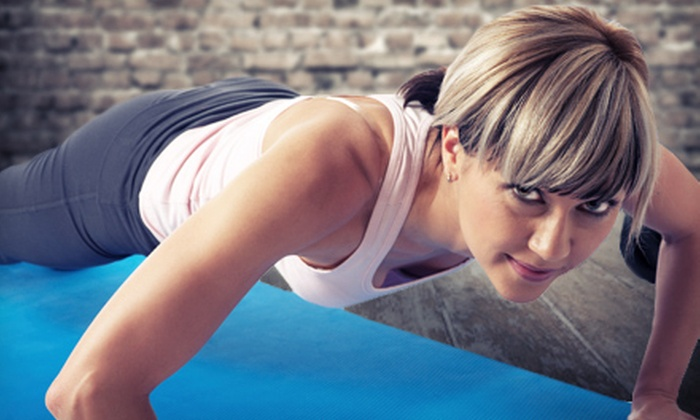 Xfit Studio - Bel Air North: 10 or 20 Boot-Camp Classes at Xfit Studio (Up to 88% Off)