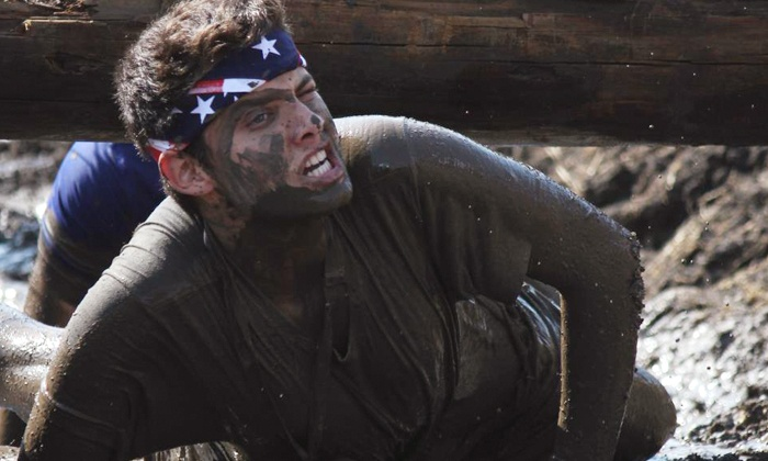 The Patriot Games - Marietta: One or Two Groupons, Each Good for Entry to The Patriot Games Outdoor Obstacle-Run on Saturday, April 26 (Up to 69% Off)