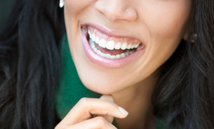 Dental Exam, Venus Teeth Whitening, or Both at Smile Makers Dental (Up to 65% Off)