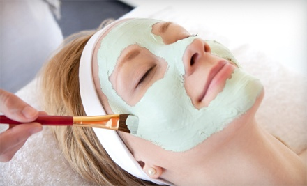 Facial with Optional Organic Airbrush Tan at Organic Sun Skin Spa (Up to 73% Off)