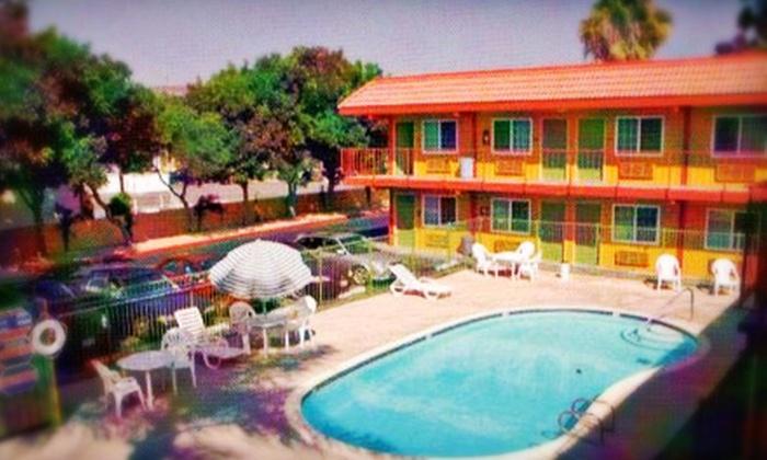 Knights Inn San Ysidro - San Ysidro: Two-Night Stay for Two or Four at Knights Inn San Ysidro (Up to 55% Off)