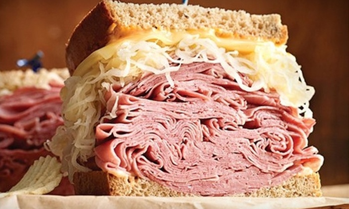 Jason's Deli - Multiple Locations: $6 for $12 Worth of Deli Food at Jason's Deli