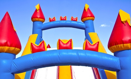 $96 for Four-Day-Weekend Bounce-House Rental from Fun Services ($195 Value)