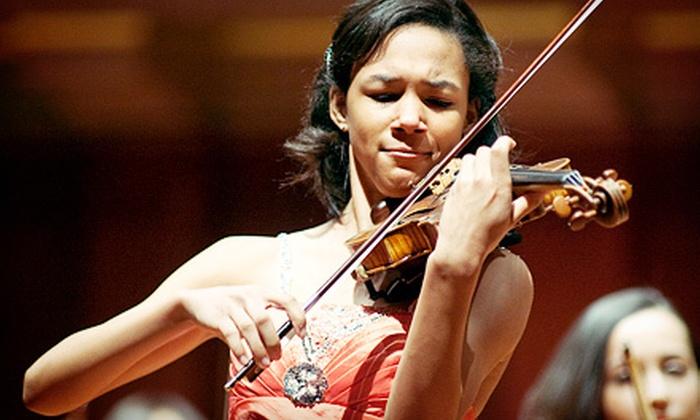 "Vivaldi's Four Seasons - Gallo Center for the Arts: Modesto Symphony Orchestra's ""Vivaldi's Four Seasons"" Concert for Two at Gallo Center for the Arts (Up to $102 Value)"