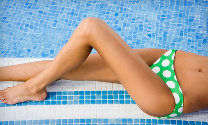 Rio Wax Salon - Camelback East: $39 for a Brazilian or Back Wax with a Cold-Laser Treatment for Ingrown Hairs at Rio Wax Salon ($105 Value)