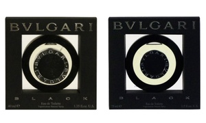 Bvgari Black Eau De Toilette for Men and Women (1.3 or 2.5 Fl. Oz.)