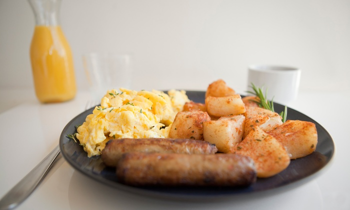 Off The Wall Cafe - Rochelle: Breakfast and Lunch Cuisine for Dine-In or Carry-Out at Off the Wall Café (45% Off). Three Options Available.