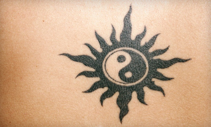 InkOff - Ogden: Laser Tattoo Removal for Up to 4, 6, or 8 Square Inches at InkOff (Up to 69% Off)