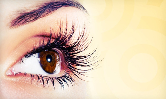 The Beauty Lounge - Carmel: Mink Flare Eyelash Extensions or Full Set of Mink Eyelash Extensions at The Beauty Lounge in Carmel (Up to 58% Off)