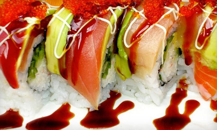 Akari Japanese Restaurant - Delta: $15 for $30 Worth of Sushi, Japanese Cuisine, and Drinks for Dinner at Akari Japanese Restaurant
