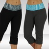$17.99 for Bally Total Fitness Tummy Control Capris